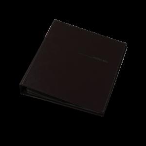 Візитниця на 400 візиток Panta Plast черна