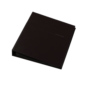 Визитница на 400 визиток Panta Plast черная