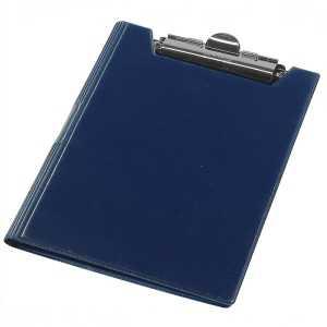 Папка-планшет Panta Plast А4, темно-синий