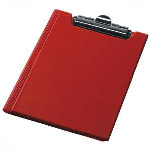Папка-планшет Panta Plast А4, красный