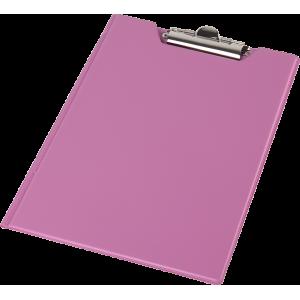 Папка-планшет Panta Plast А4, розовый