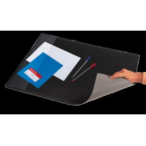 Подкладка для письма черная 652x512мм