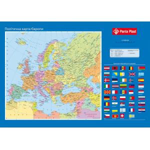 """Подкладка для письма """"Карта Европы"""""""