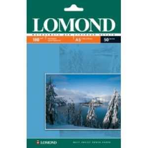 Фотопапір Lomond А5 180 г / м2 матовий 50л.