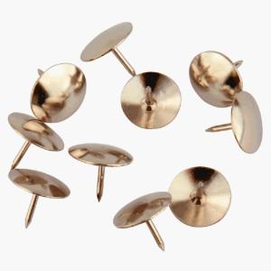 Кнопки омедненные Axent 50 шт. (4202-A)