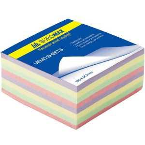 Блок бумаги для записей Декор 90х90х40мм