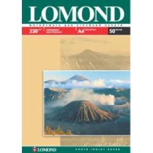 Фотобумага Lomond А4 230 г/м2  глянцевая 50л.