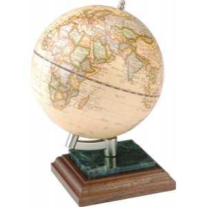 Глобус настольный диаметр 125мм (0927WP)