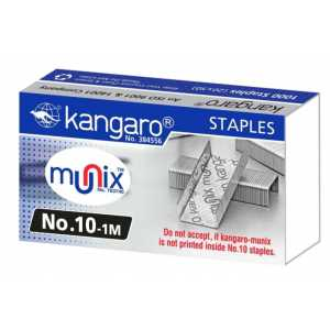 Скобы для степлера Kangaro №10