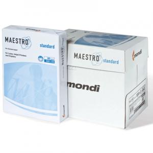 Бумага офисная Maestro Standard А4 80г/м2 500л.