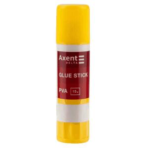 Клей-олівець Axent PVA, 15г (D7132)
