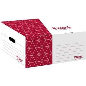 Короб для боксів архівних Axent 1734-06-A червоний