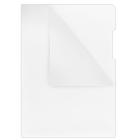 Папка-уголок 180мкм А4 Donau, прозрачный