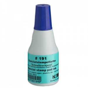 Штемпельная краска Noris 191 25мл, фиолетовая