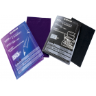 Бумага копировальная Donau 50 листов фиолетовая