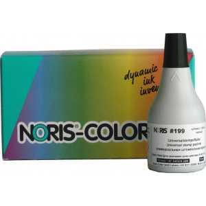 Штемпельна фарба Noris 199PO 50мл, чорна