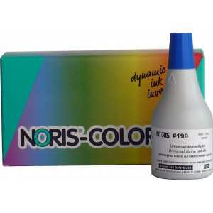 Штемпельна фарба Noris 199PO 50мл, синя