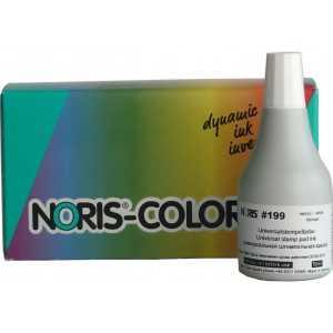 Штемпельна фарба Noris 199PO 50мл, біла