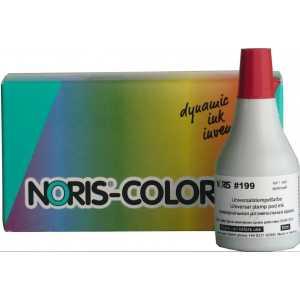 Штемпельная краска Noris 199PO 50мл, красная
