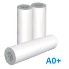 Рулон для плоттера  А0+,  914мм х 175м,  плотность 80 г/м2
