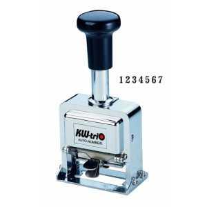 Нумератор автоматический KW-triO 20700, 7-ми разрядный