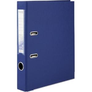 Регистратор двусторонний Axent А4/5 см, синий