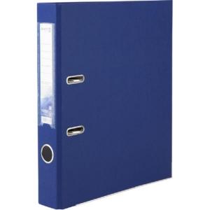 Регистратор односторонний Axent А4/5 см, синий