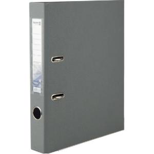Регистратор односторонний Axent А4/5 см, серый