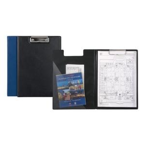 Папка-планшет A4 2513-01 черная