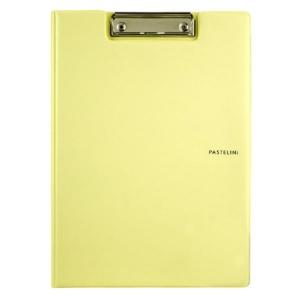 Папка-планшет 2514-26-A, Pastelini, А4, желтая