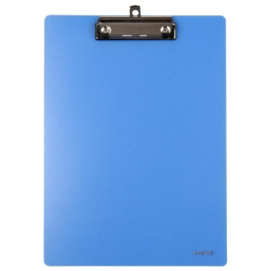 Планшет пластиковый, A4 2515-07-A, голубой