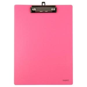 Планшет пластиковый, A4 2515-10-A, розовый