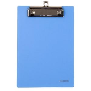 Планшет пластиковый, A5 2516-07-A, голубой