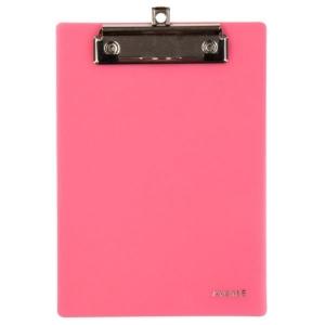 Планшет пластиковый, А5 2516-10-A, розовый
