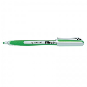 Лайнер CENTROPEN 4721 F Elite, 0.3 мм зеленый