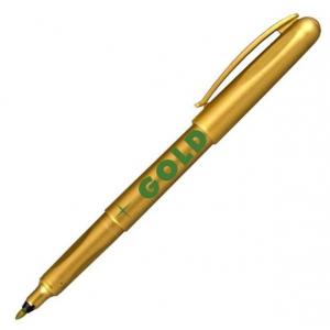 Маркер Centropen Gold 2670 1 мм. золотий