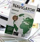Бумага офисная Navigator А4 80г/м2 500л.