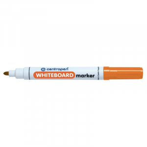 Маркер для досок Centropen Board 8559 2,5 мм круглый, оранжевый