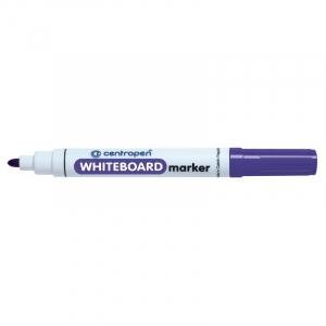 Маркер для досок Centropen Board 8559 2,5 мм круглый, фиолетовый