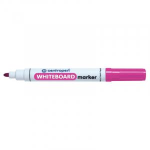 Маркер для досок Centropen Board 8559 2,5 мм круглый, розовый