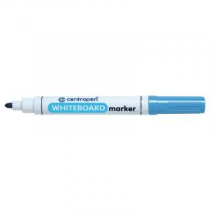 Маркер для досок Centropen Board 8559 2,5 мм круглый, голубой
