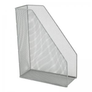 Лоток вертикальный AXENT 100x250x320мм металлический, серебро