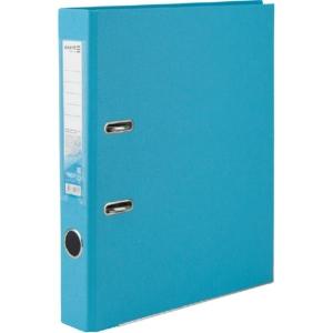 Регистратор односторонний Axent А4/5 см, светло-голубой