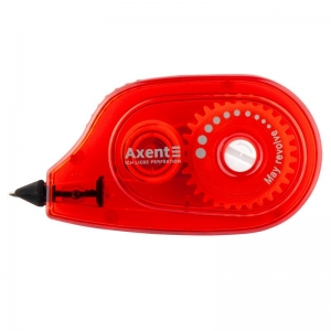 Лента корректирующая Axent 7009-A, 5мм * 6м, бордовая