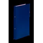 Реєстратор з кільцевим механізмом A4/4R/35, синій