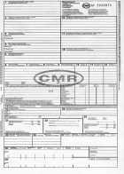 Международная товарно-транспортная накладная СМR 6 листов