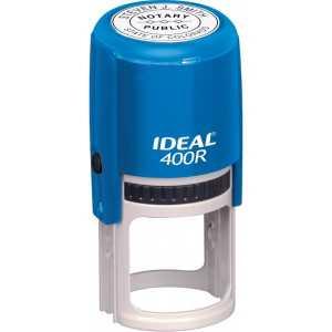Оснастка для круглої печатки Ideal 400R