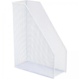 Лоток вертикальный AXENT 100x250x320мм металлический, белый