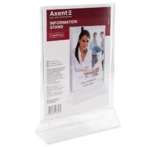 Табличка информационная Axent 4541-A, А5, 145х209 мм