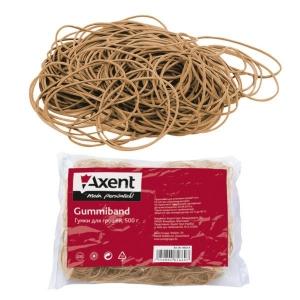 Гумки для грошей Axent 4632-A натуральні, 500 г